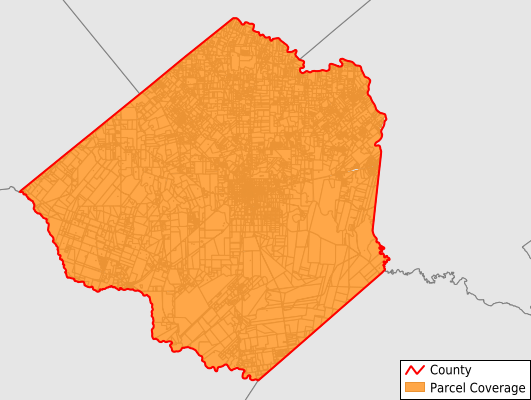 Goliad County Texas GIS Parcel Data Download Coverage