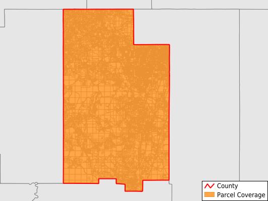 Lamar County Mississippi GIS Parcel Data Download Coverage