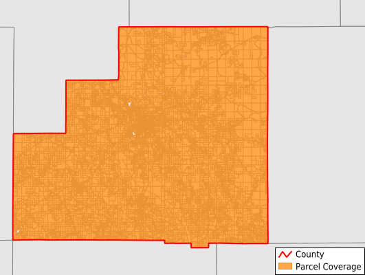 Winston County Mississippi GIS Parcel Data Download Coverage